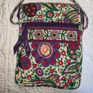 VERA BRADLEY CROSSBODY BAG *retired print*